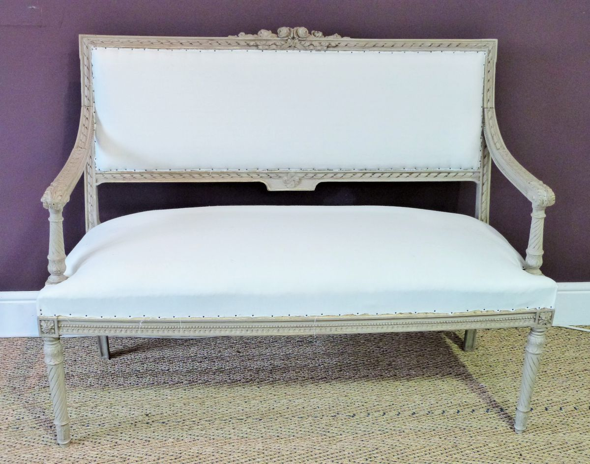 A french canape sofa stock blanchard collective for French canape sofa